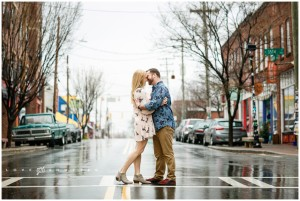 Layne And Billy Charlotte Wedding Photographer Engagement Session